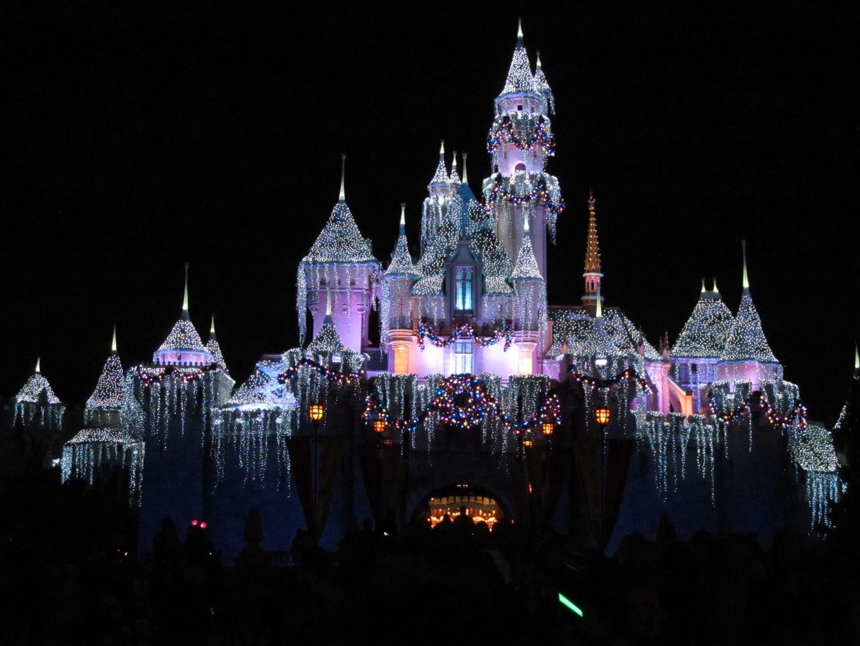 Disneyland Resort Cinderella Castle