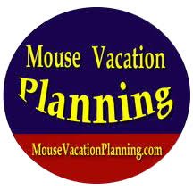 mouse vacation planning