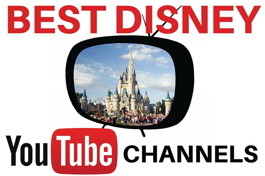 Disney YouTube Channels