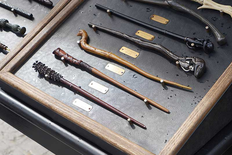 wands at wizarding world of harry potter