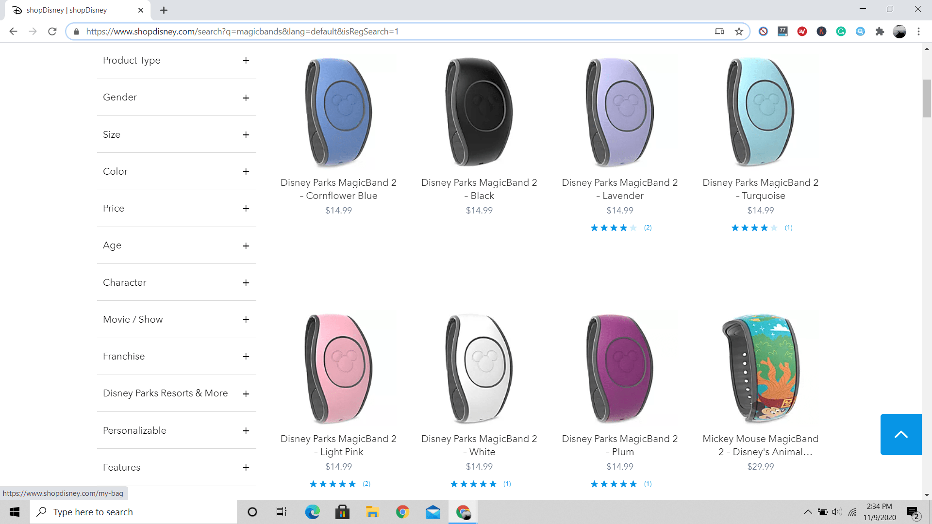 magicbands for sale