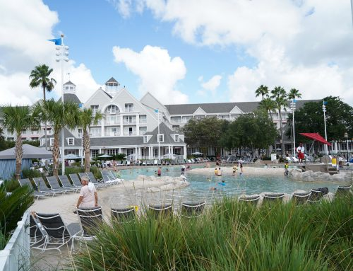 Which Disney Hotel has a Lazy River?