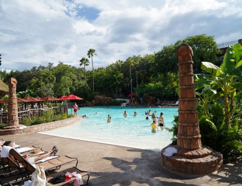 Places to Relax at Disney World