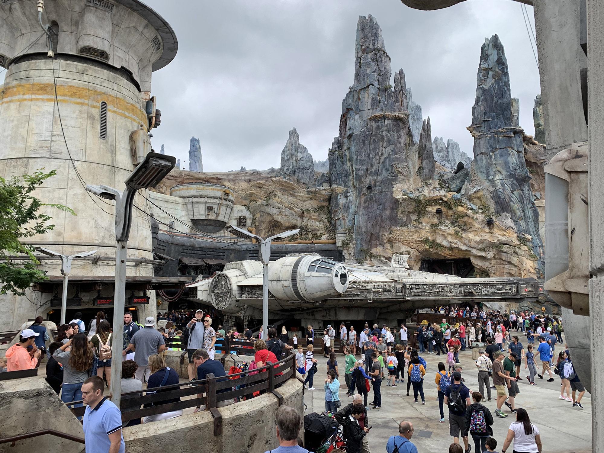 Disney World Star Wars hotel