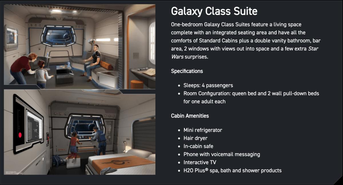 Galaxy Class Suite
