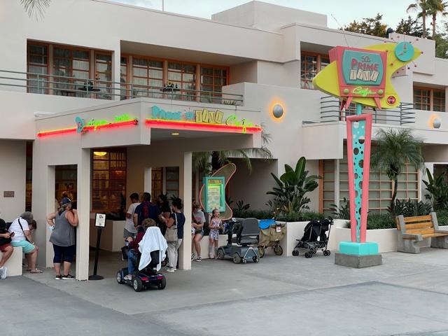 50's Prime Time Café at Disney's Hollywood Studios