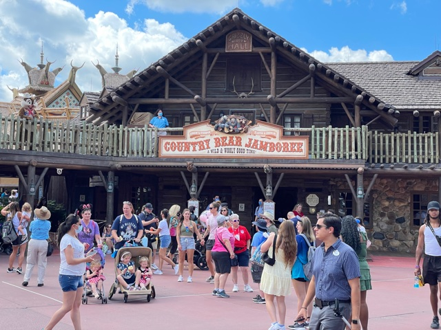 Country Bear Jamboree - Magic Kingdom attraction for kids