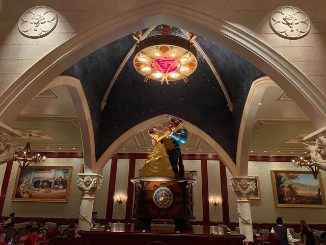be our guest in magic kingdom