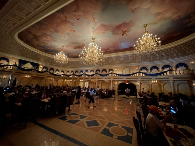 be our guest for a great restaurant for dinner