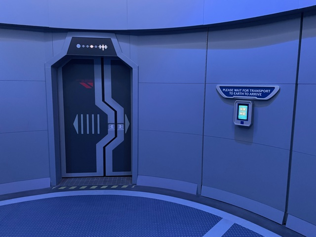 elevator for Space 220 restaurant