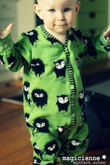Baby-Jumpsuit Gr. 80 Kid5 - August 2015