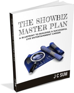 The Showbiz Master Plan Cover