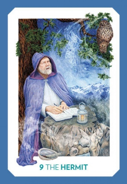 Deck Review: The Gaian Tarot