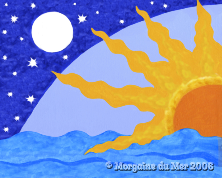 sun moon stars wheel