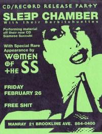 ss 7 sleep flyer