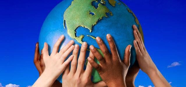 How do we change the world? One child at a time.