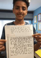Intensive Handwriting Help for Teenagers!