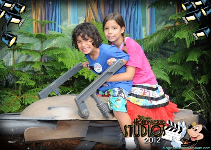 Disney's PhotoPass Interactive Locations