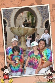 Disney's PhotoPass World Showcase Locations