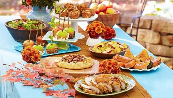 11 foods to serve