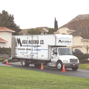 Danville San Ramon Moving Companies Movers Storage Packing