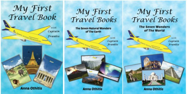 [My First Travel Books]