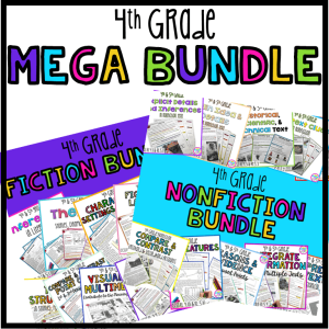 Various 4th Grade Reading Lessons