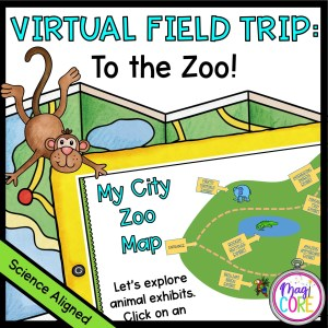 Virtual Field Trip to the Zoo