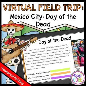 Virtual Field Trip: Day of the Dead