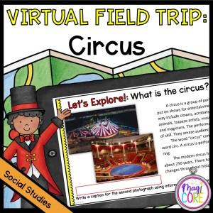 Virtual Field Trip to the Circus