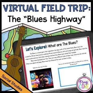 Virtual Field Trip to Highway 61 for Blues Music