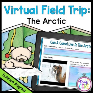 Virtual Field Trip to The Arctic in Google Slides & Seesaw Format
