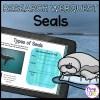 Seals Digital Research Webquest - 2nd-5th Grade - Google Slides