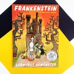 Picture Books showing frankenstein for Halloween