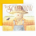 The Scarecrow book for Halloween cover
