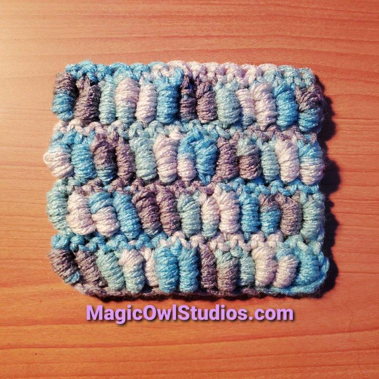 the bullion stitch