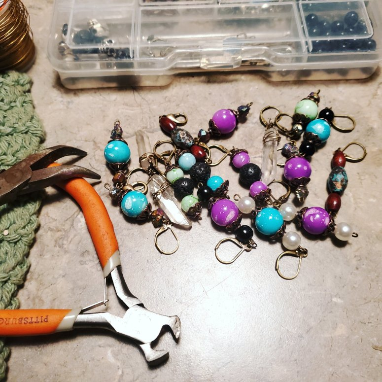5 things you need to start crocheting stitch markers