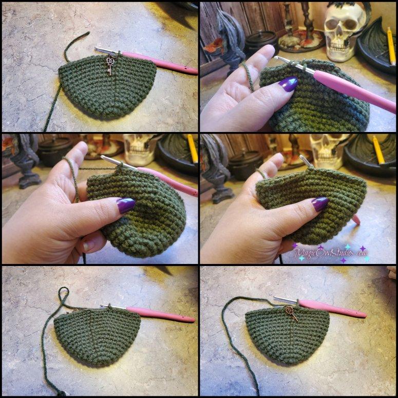 crochet apple round 15