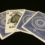 Twisting the Aces. (ひっくり返るエースたち)