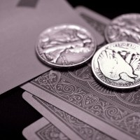 カードとコイン