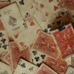 カード(トランプ)は消耗品?
