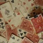 古くなったカード