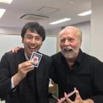 リチャード・ターナー氏のレクチャーに参加!!