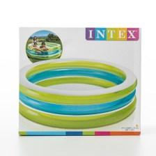 Φουσκωτή Πισίνα για Παιδιά Intex (Φ 203 εκ) 57489