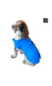 Κάλυμμα με Μανίκια για Σκύλους ONE DOGGY SNUG SNUG Ναυτικό Μπλε