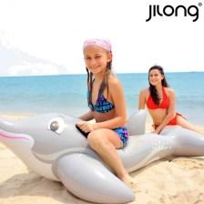 Φουσκωτό Στρώμα Dolphin Rider Jilong 18736 (152 x 90 cm)