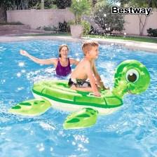 Φουσκωτό Στρώμα Turtle Bestway 41041 (147 x 140 cm) Πράσινο