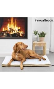 Θερμικό Ηλεκτρικό Κρεβάτι για Μεγάλα Κατοικίδια InnovaGoods 18W