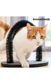 Ονυχοδρόμιο για Γάτες και Αψίδα για Μασάζ InnovaGoods
