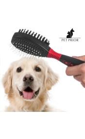 Βούρτσα Διπλής Όψης για Κατοικίδια Pet Prior